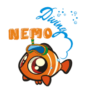 Nemo Diving Center Logo