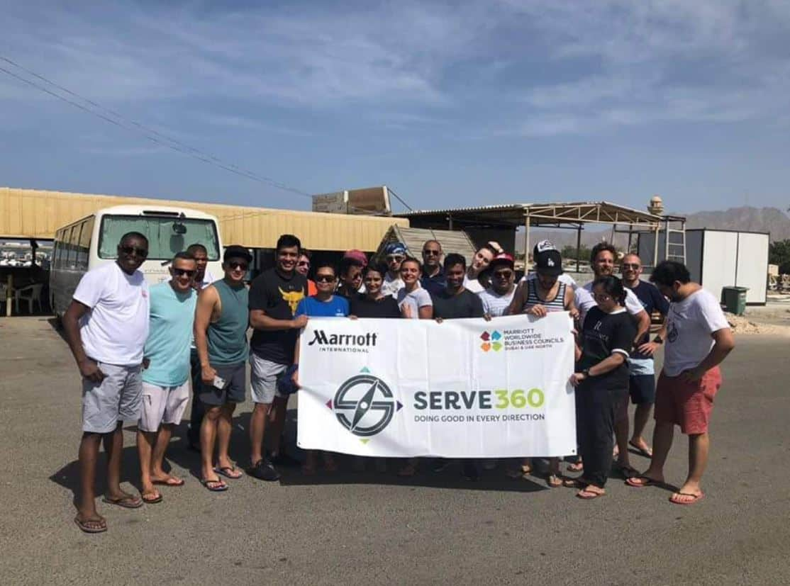 Fujairah Clean-Up Dive