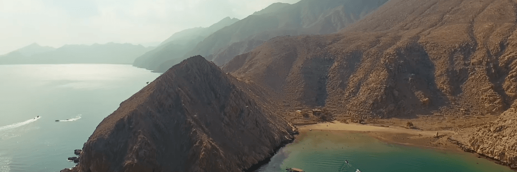 Beauty of Musandam