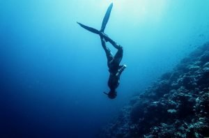 freediving 18