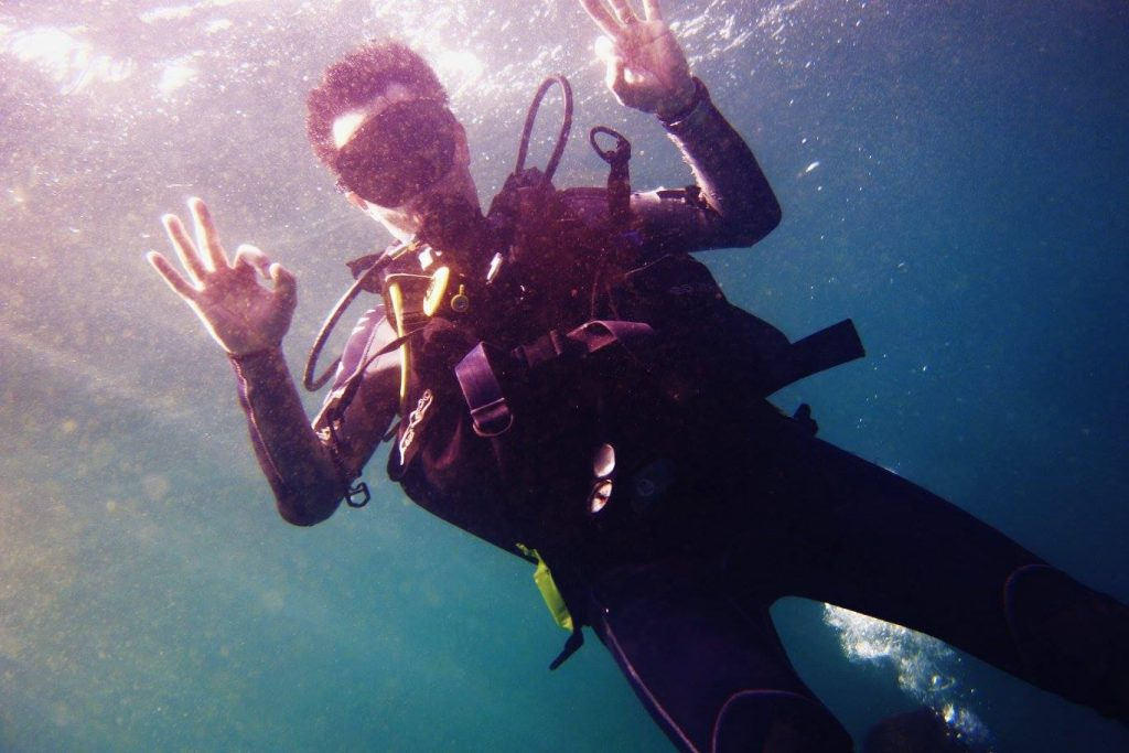 improve buoyancy skills