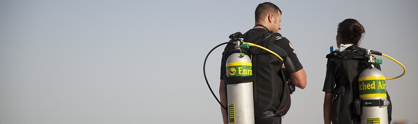 Enriched Air Certification / Nitrox