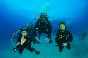 PADI Open Water Diving